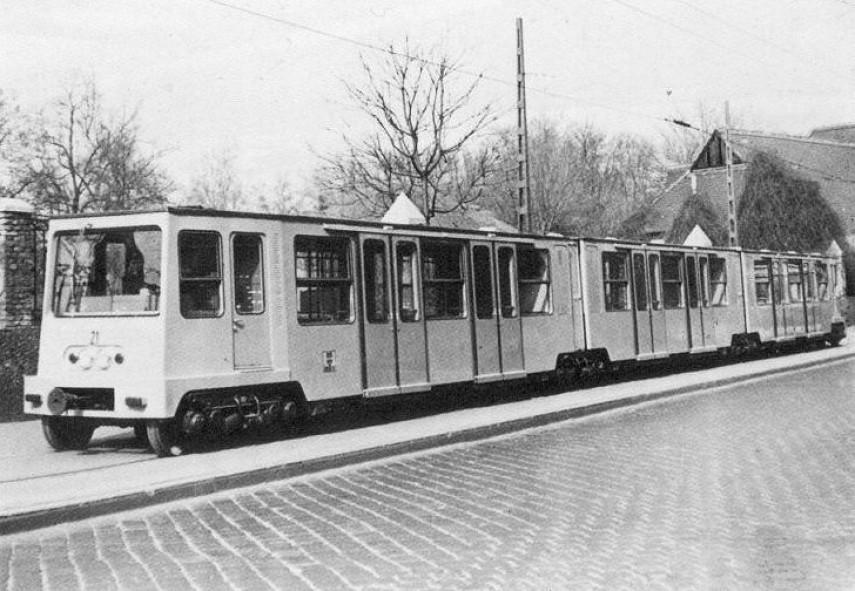 1968-1980, Állatkerti út, 14. kerület