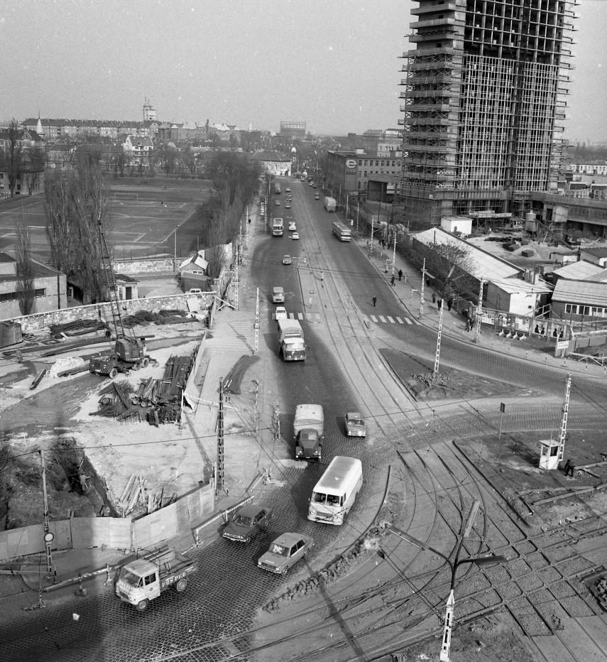 1973, Nagyvárad  tér, 8.kerület