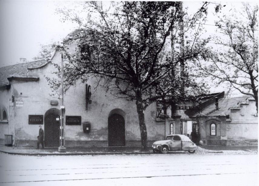 1950-es évek, Bartók Béla út, 11. kerület