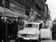 1950-es évek, Baross tér, 7. kerület