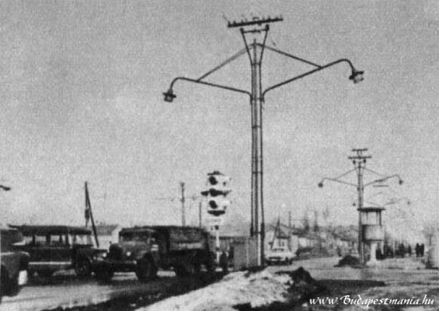 1963, Örs vezér tere a Fehér útnál, 10 kerület