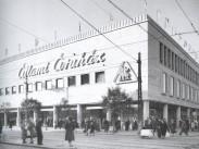 1950-es, 1960-as évek, Újpest, Árpád út, 4. kerület