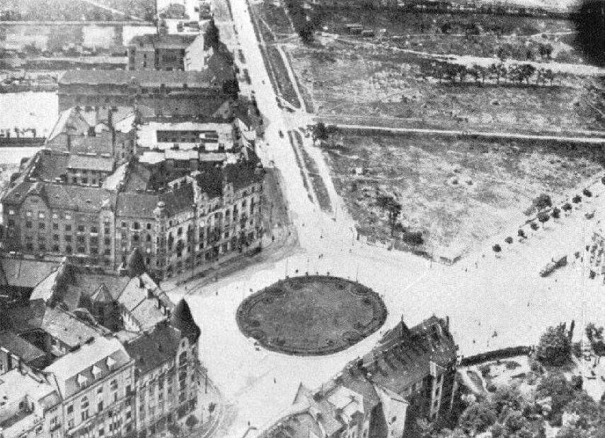 1910 táján, Fehérvári út (napjainkban Móricz Zsigmond körtér), (1950-tól)11. kerület