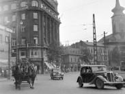 1954, Calvin (Kálvin) tér, 8. és 9. kerület