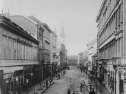 1800-as évek vége, Kecskeméti utca, 5. kerület