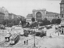 1910-es évek, Baross tér, 7. ,és 8. kerület