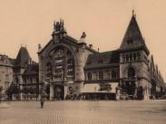 1890-es évek vége, Központi vásárcsarnok, 9. kerület, Ferencváros