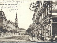 1900, Nagymező utca, 6. kerület