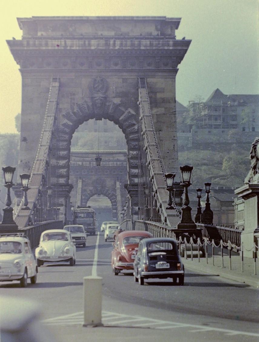 1975, Roosevelt (Széchenyi) tér, 5. kerület
