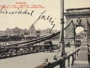 1870-1914, Lánchíd, 1. és 5. kerület