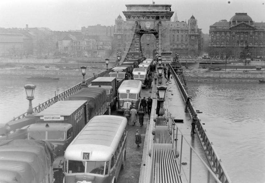 1949, Roosevelt tér, Lánchíd, 5. kerület