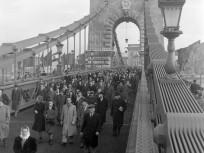 1949, Széchenyi Lánchíd, 5. kerület