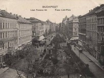 1916, Liszt Ferenc tér, 6. kerület