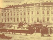 1910 táján, Váci körút (Bajcsy-Zsilinszky út), 6. kerület