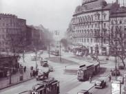 1954, a Marx (Nyugati) tér, 5., 6., és a 13. kerület