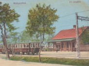 1910-es évek, Kerepesi út, Mátyásföld Fő-megálló (Imre utca), 1950-től 16. kerület