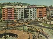 1962 táján, Móricz Zsigmond körtér, 11. kerület