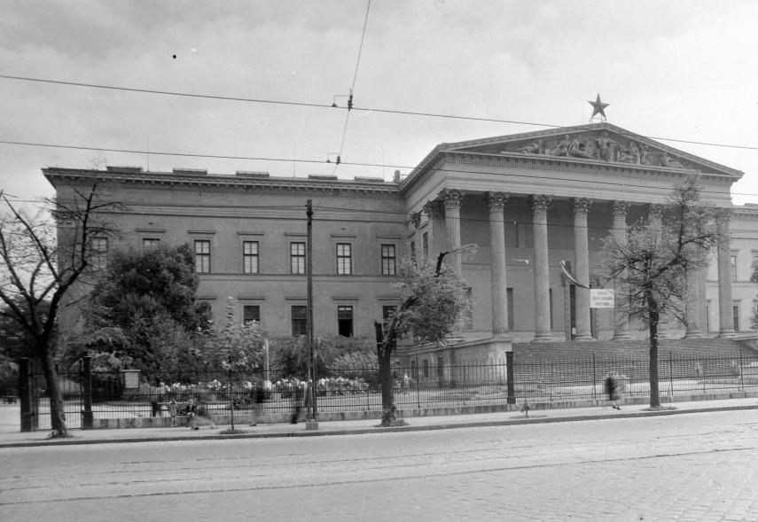 1959, Múzeum körút, 8. kerület