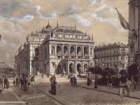 1883, Sugár út, az Operaház, 6. kerület