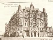 1900-as évek eleje, Eskü (Március 15. tér), 4. (1950-től 5.) kerület
