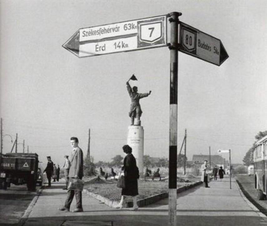 1960-as évek, Budaörsi út, 11. kerület