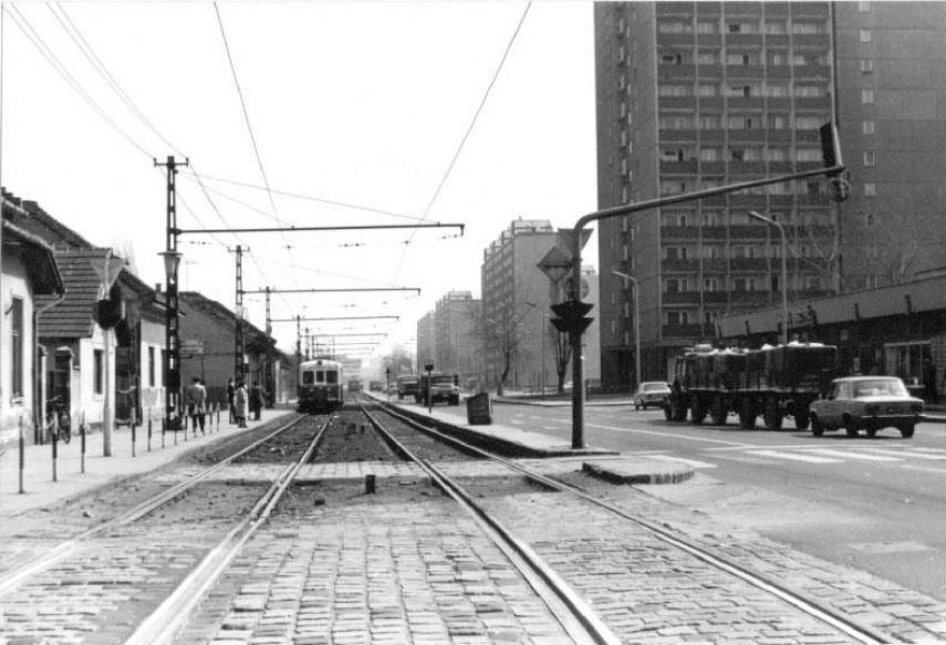 1970-es évek, Ady Endre út, 21. kerület