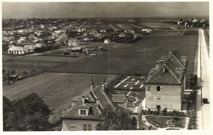 1934, Keresztúri út, (1950-től) 16. kerület