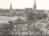 1940-es évek eleje, Döbrentei tér, 1. kerület