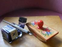 1950-es-1960-as évek, a tintatartó és a tapper