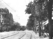 1930-as évek, Újpest város, Árpád út, (1950-től) 4. kerület