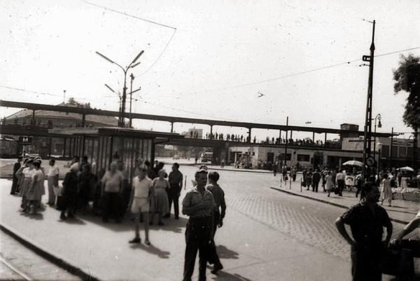 1965, Zalka Máté (Liget) tér, 10. kerület